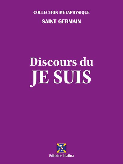 Discours du Je Suis - cover