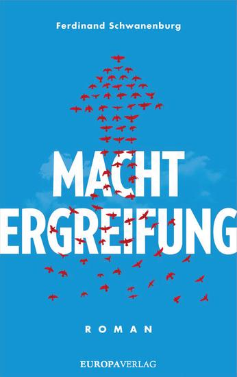 Machtergreifung - Roman - cover