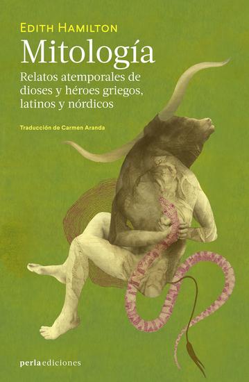 Mitología - Relatos atemporales de dioses y héroes griegos latinos y nórdicos - cover