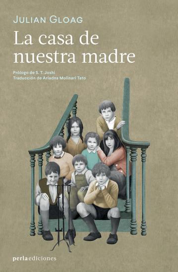 La casa de nuestra madre - cover
