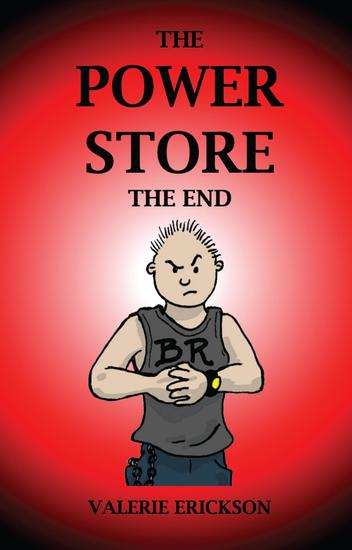 The Power Store - The End - cover