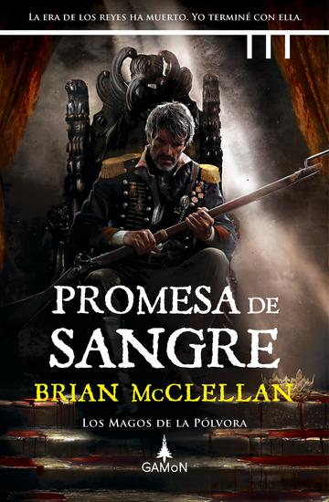 Promesa de sangre (versión española) - La era de los reyes ha muerto Yo terminé con ella - cover