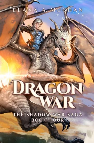 Dragon War - cover