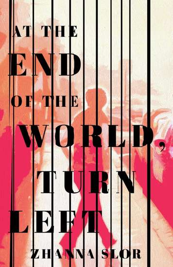At the End of the World Turn Left - cover
