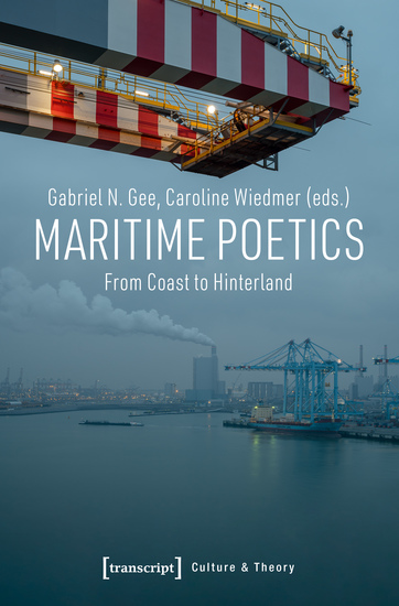 Maritime Poetics - From Coast to Hinterland - cover