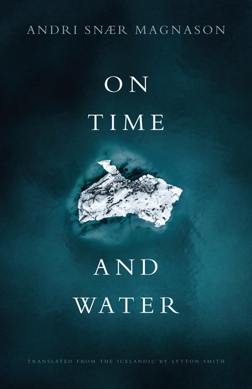 On Time and Water - cover