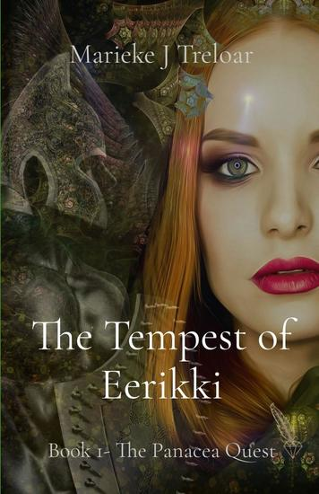 The Tempest of Eerikki - Book 1- The Panacea Quest - cover