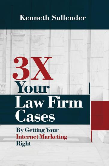 3X Your Law Firm Cases - cover