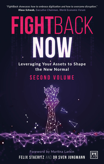 FightBack NOW - Leveraging your assets to shape the new normal - cover