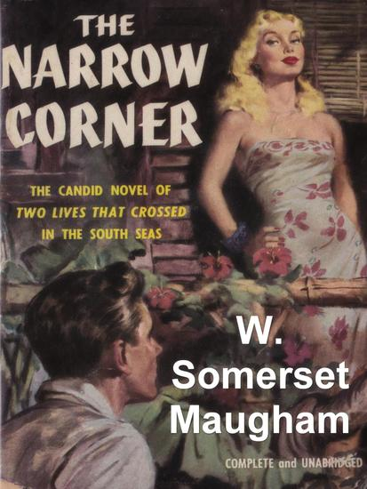 The Narrow Corner - cover