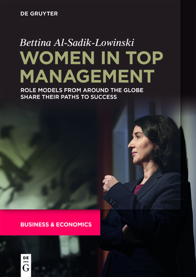 Women in Top management - Role Models from around the Globe share their Paths to success - cover