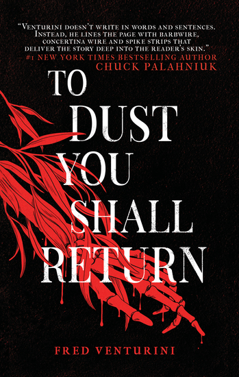 To Dust You Shall Return - cover