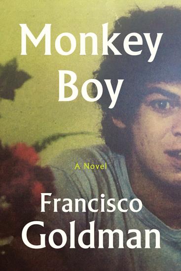 Monkey Boy - cover