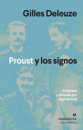 Proust y los signos - cover