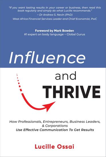 Influence and Thrive - cover