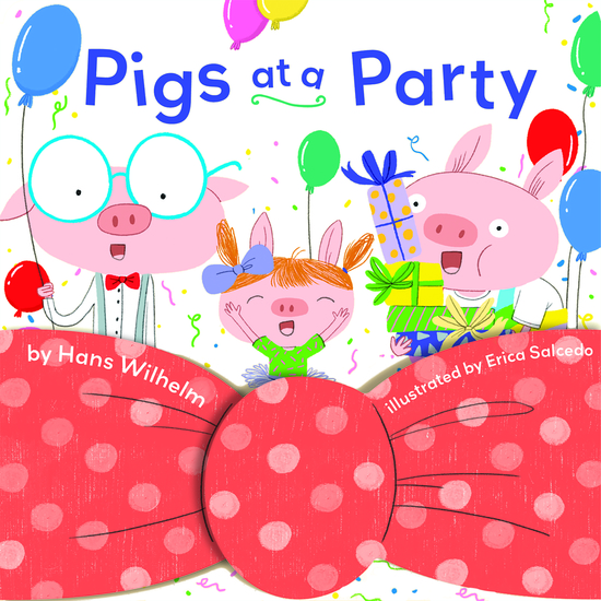 Pigs at a Party - cover