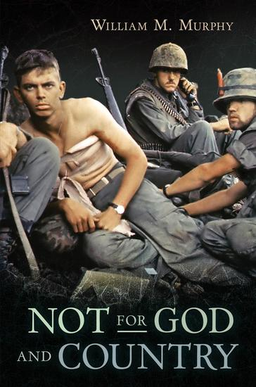Not for God and Country - cover