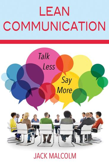 Lean Communication - cover