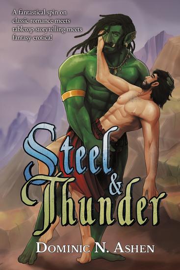 Steel & Thunder - cover