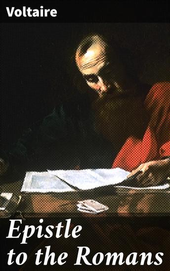 Epistle to the Romans - cover