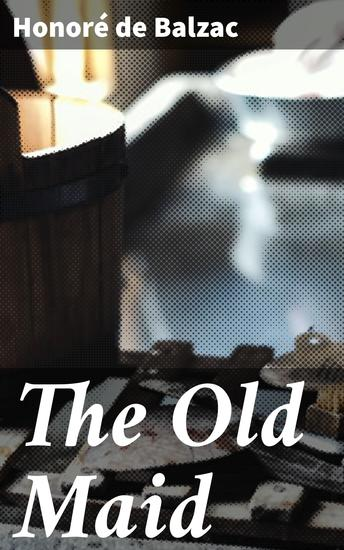 The Old Maid - cover