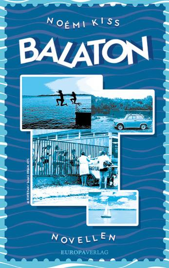 Balaton - Novellen - cover