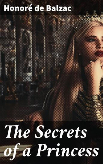 The Secrets of a Princess - cover