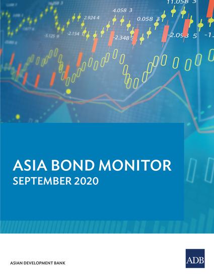 Asia Bond Monitor September 2020 - cover