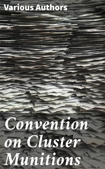 Convention on Cluster Munitions - cover