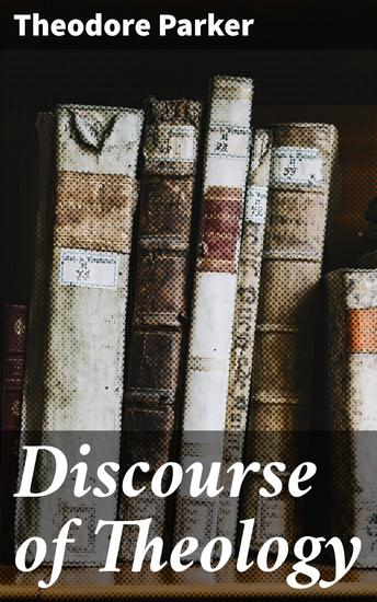 Discourse of Theology - cover