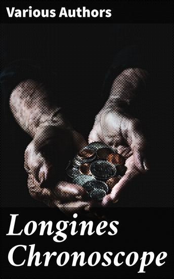 Longines Chronoscope - cover