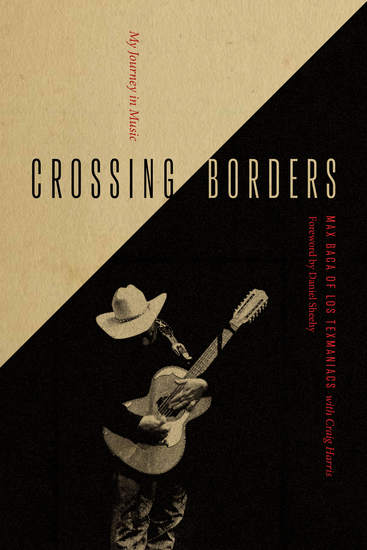 Crossing Borders - My Journey in Music - cover