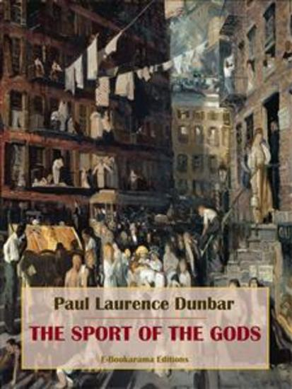 The Sport of the Gods - cover