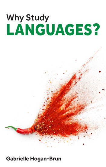 Why Study Languages? - cover