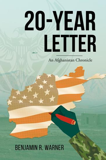 20-Year Letter - An Afghanistan Chronicle - cover