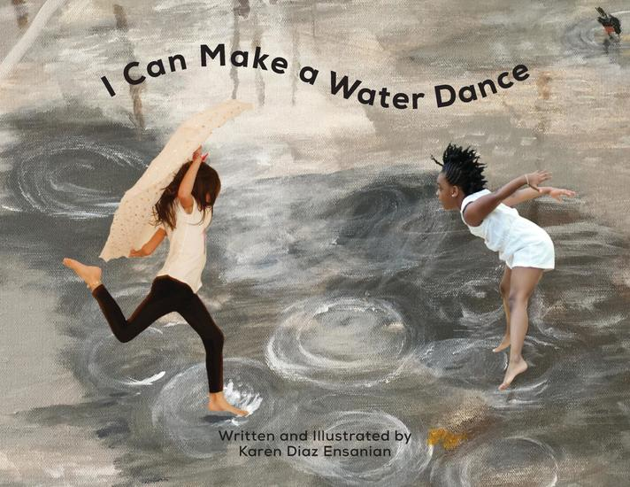 I Can Make a Water Dance - cover