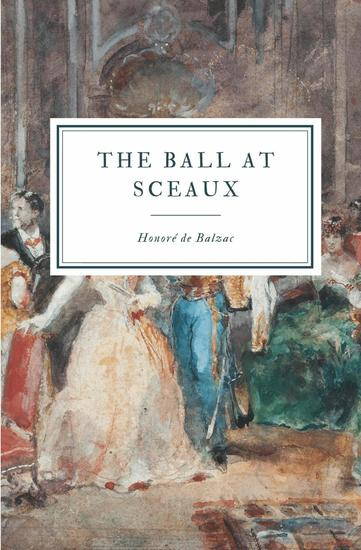 The Ball at Sceaux - cover