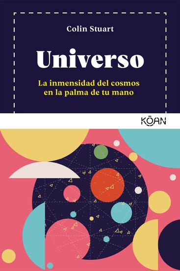 Universo - La inmensidad del cosmos en la palma de tu mano - cover
