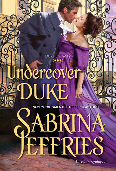 Undercover Duke - A Witty and Entertaining Historical Regency Romance - cover