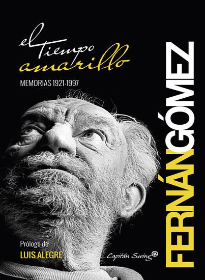 El tiempo amarillo - cover