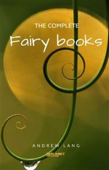 The complete fairy books - cover