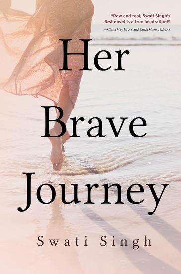 Her Brave Journey - cover
