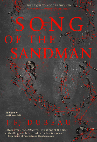Song of the Sandman - cover