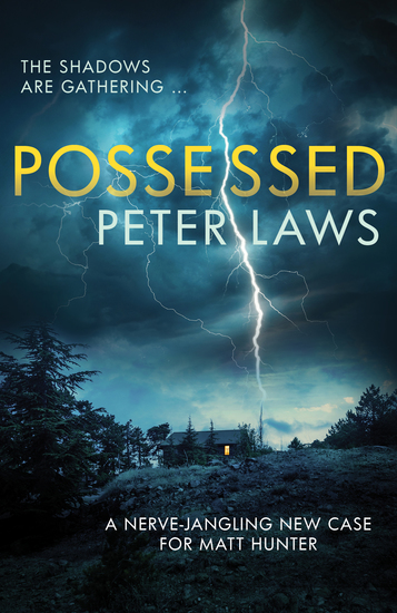 Possessed - The chilling crime novel loaded with twists and turns - cover