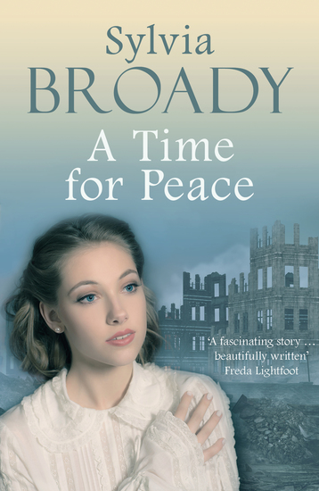 A Time for Peace - Love loss and new beginnings after WWII - cover