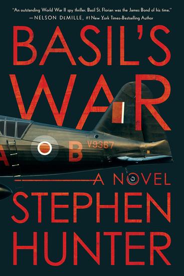 Basil's War - cover