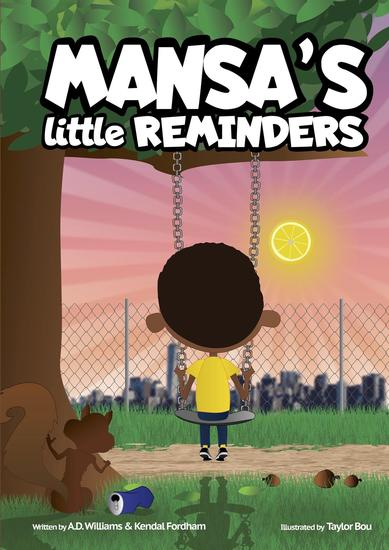 Mansa's little Reminders - Scratching the surface of financial literacy - cover