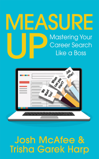 Measure Up - Mastering Your Career Search Like a Boss - cover