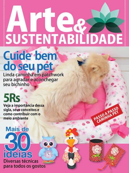 Arte e Sustentabilidade Ed 01 - Mais de 30 Ideias - cover