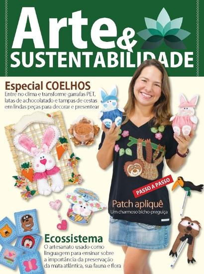 Arte e sustentabilidade Ed 02 - Especial Coelhos - cover
